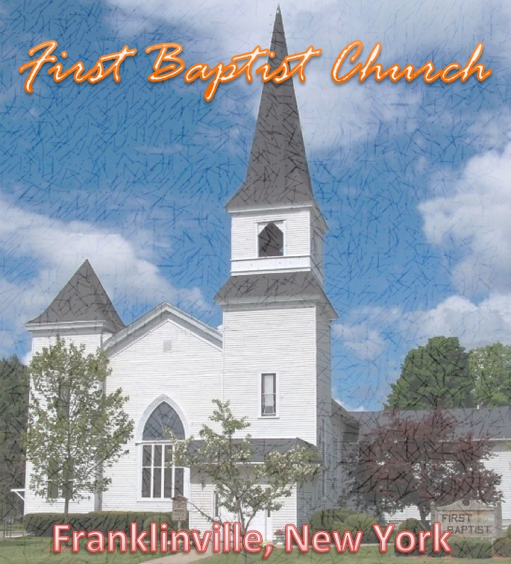 First Baptist Church, Franklinville, New York